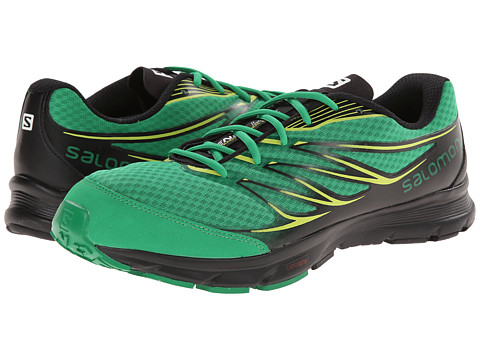 Salomon - Sense Link (Fern Green/Black/Gecko Green) Men