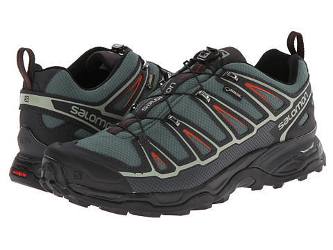 Salomon - X Ultra 2 GTX (Bettle Green/Asphalt/Oxide-X) Men's Shoes