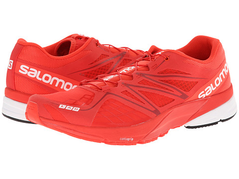 Salomon - S-Lab X-Series (Racing Red/Racing Red/White) Athletic Shoes