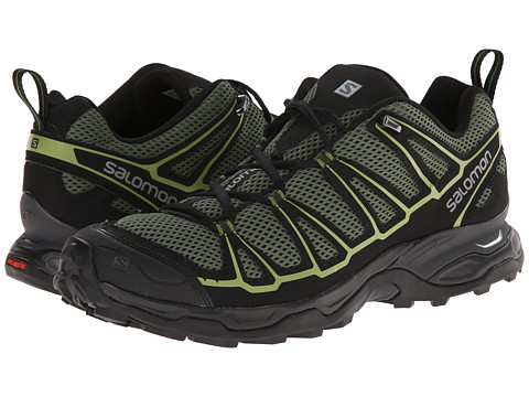 Salomon - X Ultra Prime (Bettle Green/Black/Turf Green) Men's Shoes