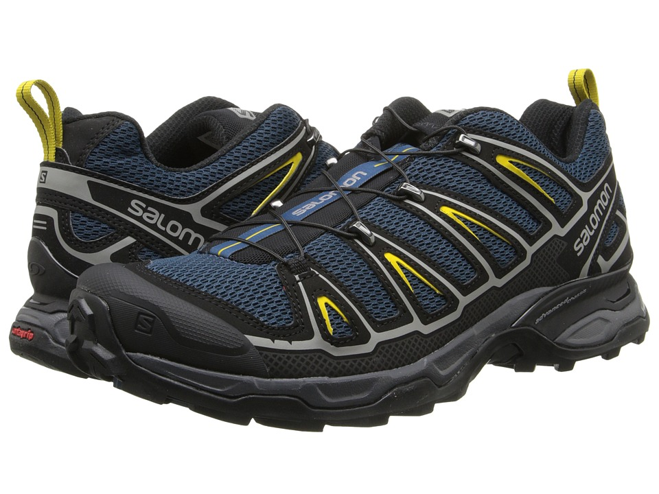 Salomon - X Ultra 2 (Fjord/Black/Ray) Men's Shoes