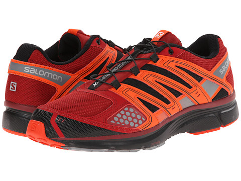 Salomon - X-Mission 2 (Flea/Tomato Red/Black) Men's Shoes