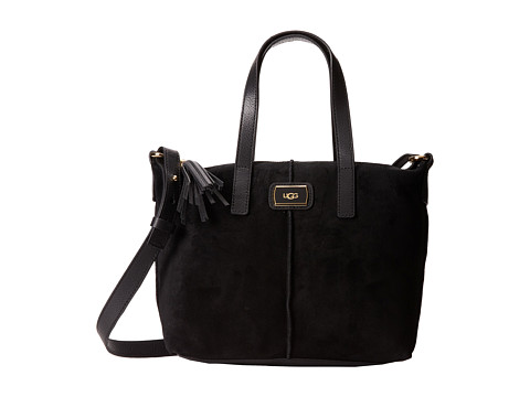 UGG Ellie Satchel (Black) Satchel Handbags