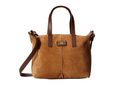 UGG Ellie Satchel (Chestnut) Satchel Handbags