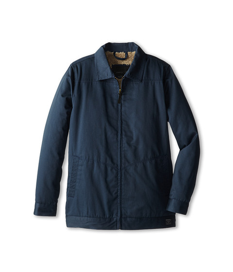 O'Neill Kids - Sherpaman Jacket (Big Kids) (Dark Navy) Boy's Coat