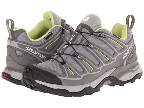Salomon - X Ultra 2 GTX (Pewter/Detroit/Flashy-X) Women's Shoes