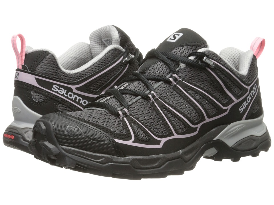 Salomon - X Ultra Prime (Autobahn/Black/Sakura Pink) Women's Shoes