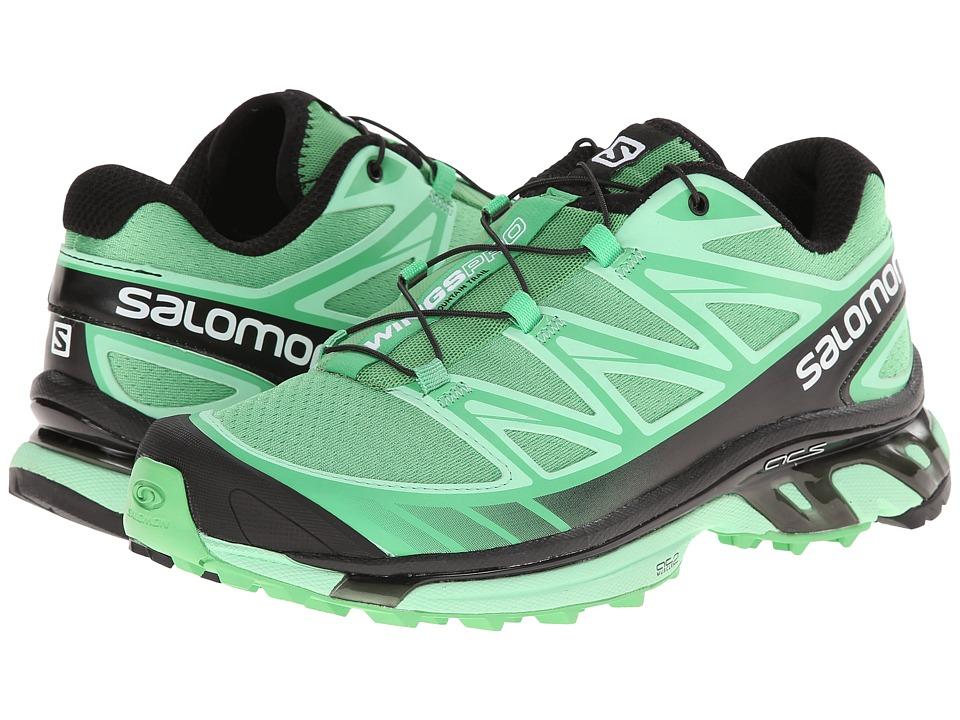 Salomon - Wings Pro (Wasabi/Lucite Green/Black) Women's Shoes