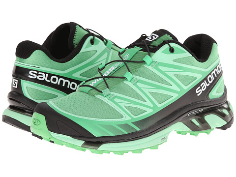 Salomon - Wings Pro (Wasabi/Lucite Green/Black) Women's Shoes