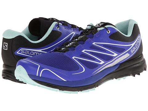 Salomon - Sense Pro (Spectrum Blue/Black/Igloo Blue) Women's Running Shoes