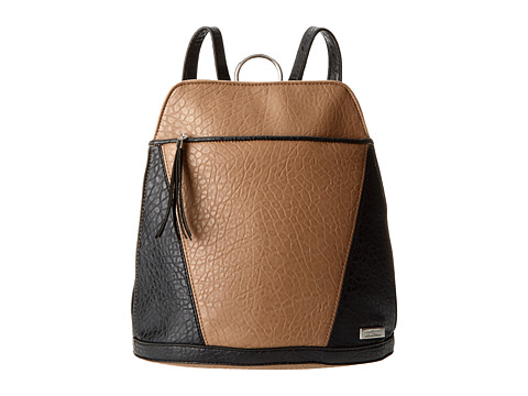 Kenneth Cole Reaction - 4 Easy Pieces Backpack (Mushroom/Black) Backpack Bags