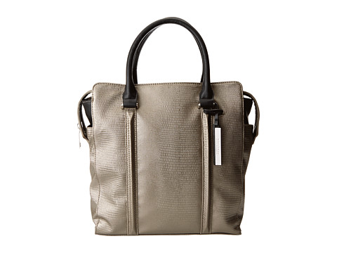 Kenneth Cole Reaction - Northern Exposure Tote (Metallic/Black) Tote Handbags