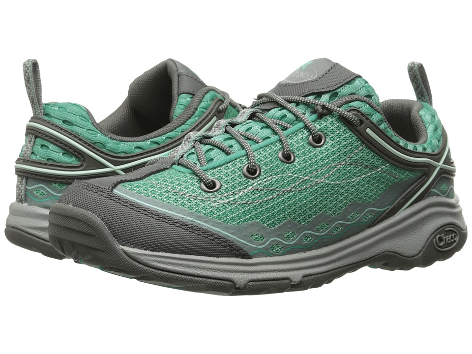 Chaco - Outcross Evo 3 (Marine Green) Women's Shoes