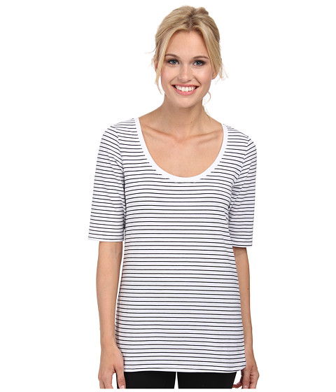 Lole - Ada Top (White 2 Tones) Women