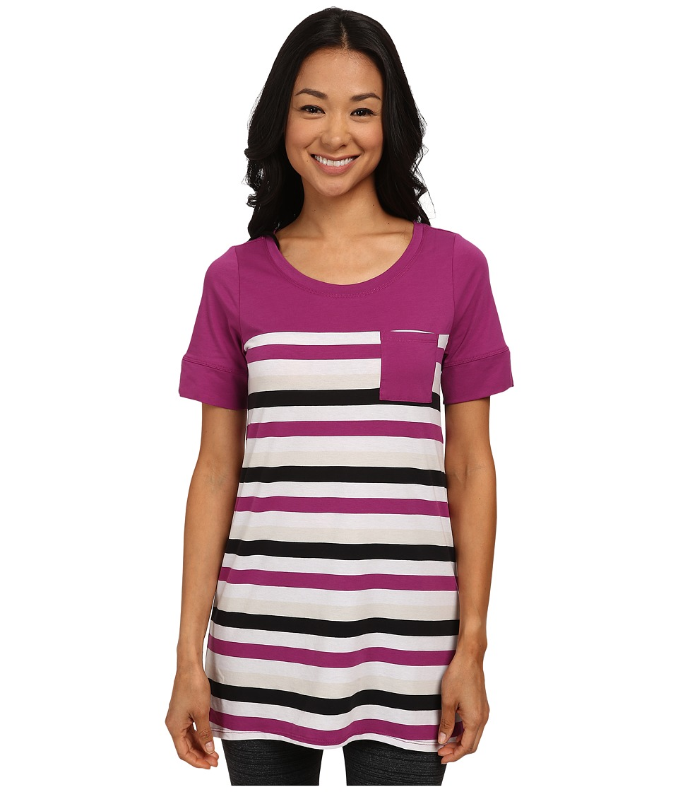 Lole Principle Tunic (Passiflora Multi-Stripes) Women