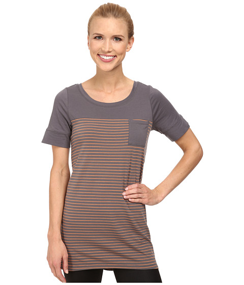 Lole - Principle Tunic (Oyster 2 Tones) Women's T Shirt