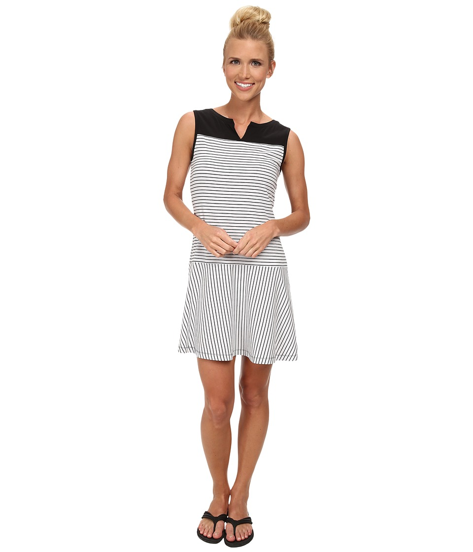 Lole - Arleta Dress (White 2 Tones) Women's Dress