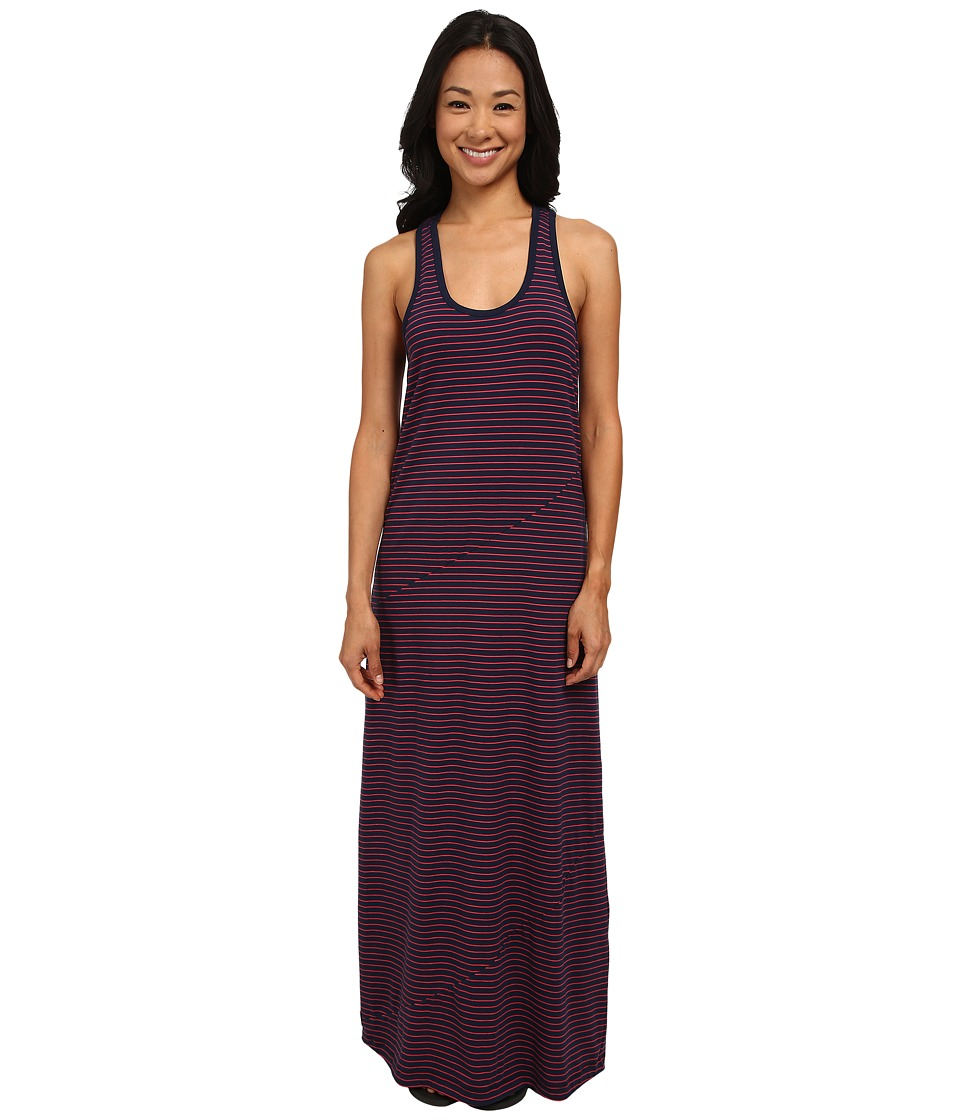 Lole Sarah Maxi Dress (Blueberry 2 Tones) Women