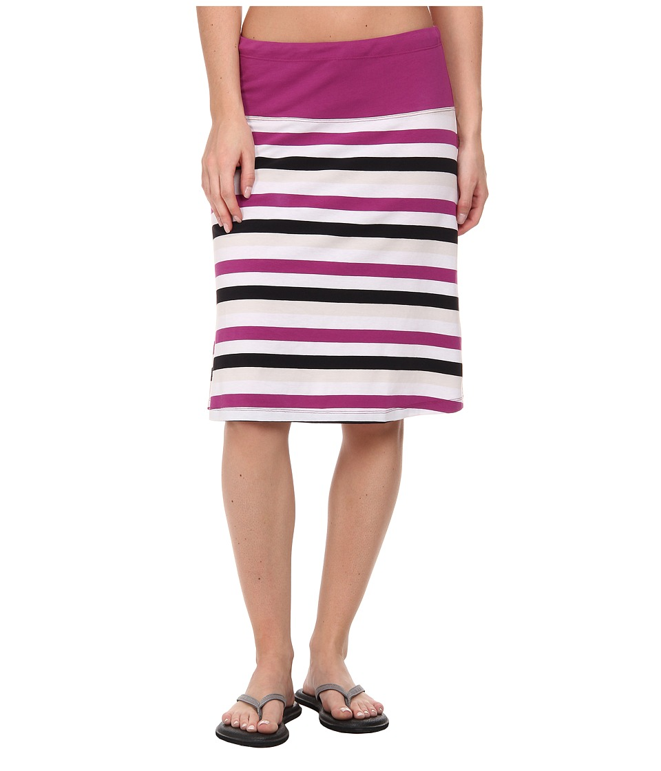 Lole Lunner Skirt (Passiflora Multi-Stripes) Women
