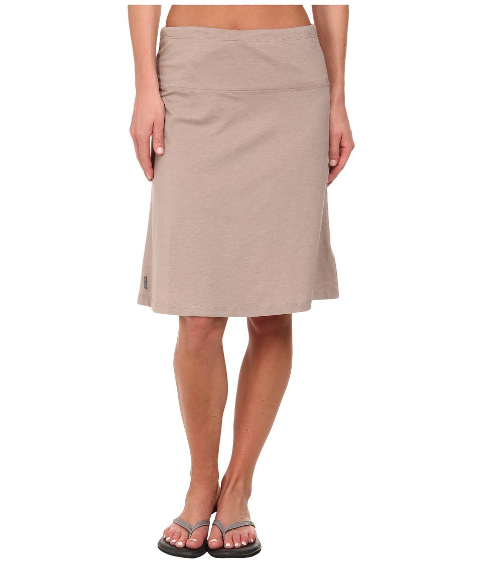 Lole - Lunner Skirt (Biscotti Heather) Women
