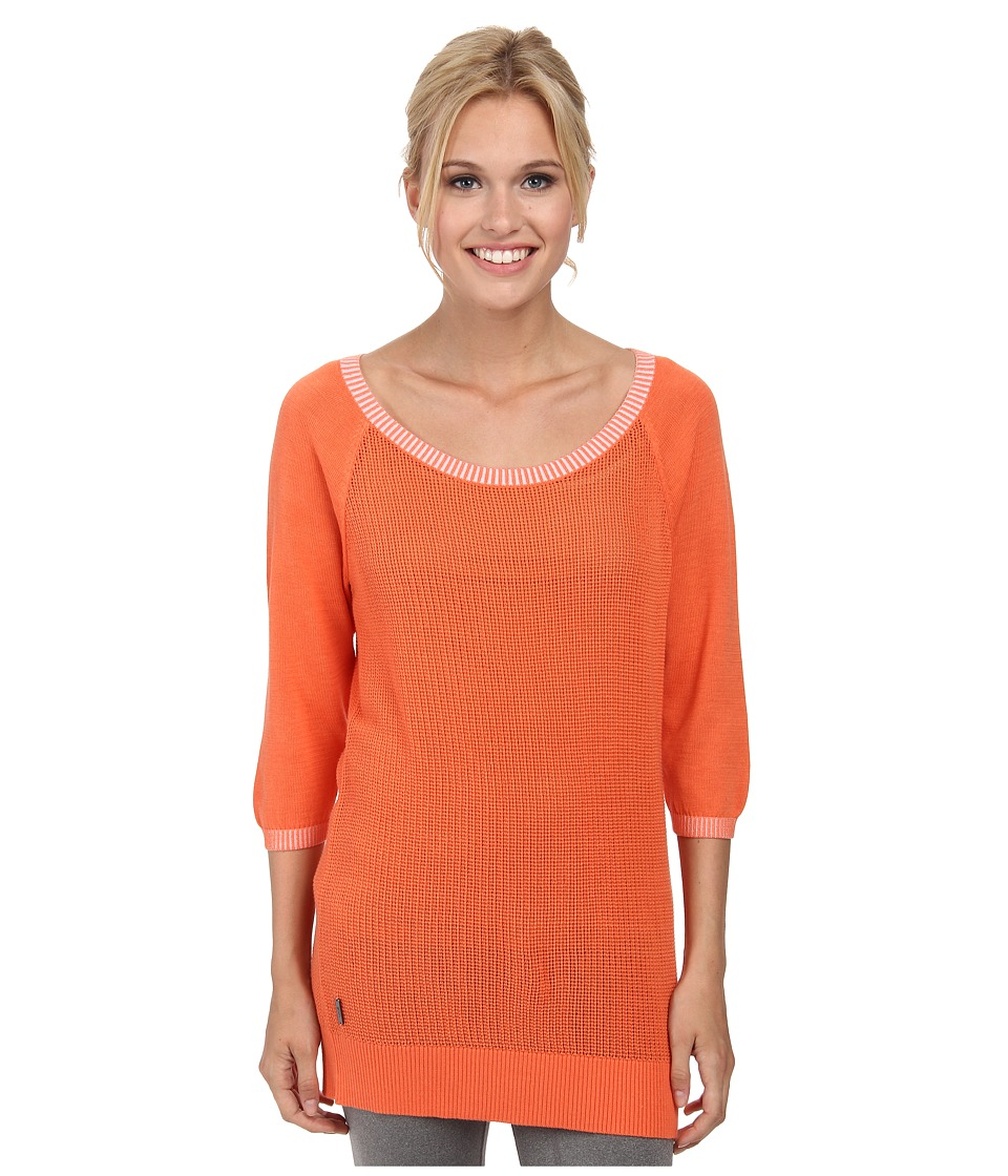 Lole - Mable Tunic (Mandarino) Women's Sweater