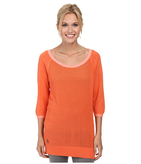 Lole - Mable Tunic (Mandarino) Women's Sweater