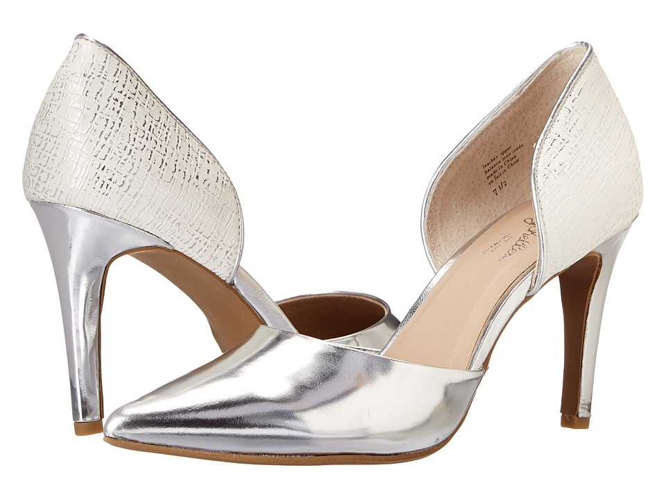 Seychelles - Majestic (Silver) Women's 1-2 inch heel Shoes