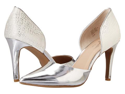 Seychelles - Majestic (Silver) Women's 1-2 inch heel Shoes