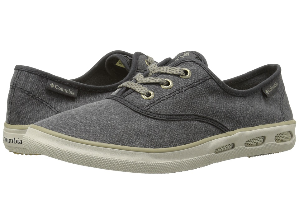 Columbia Vulc N Vent Lace (Shark/Verdant) Women