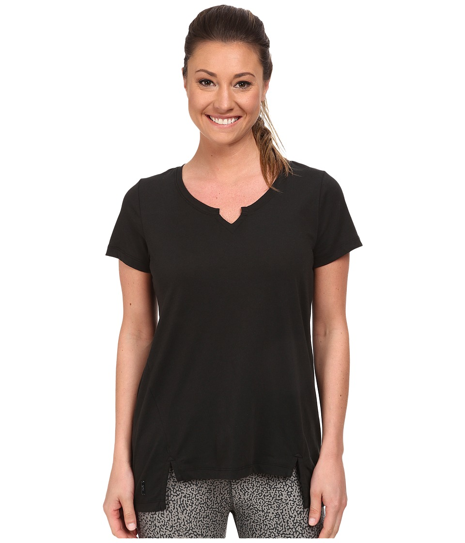 Lole - Coral Top (Black) Women