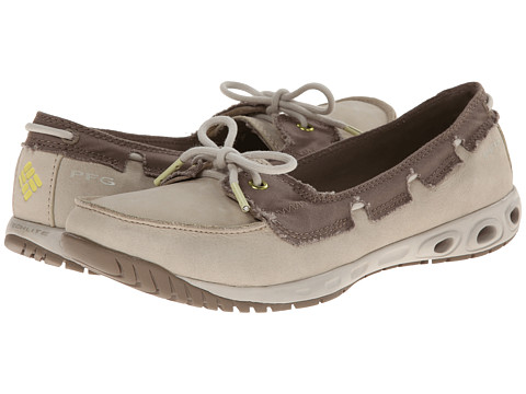 Columbia - Sunvent Boat PFG (Fossil/Pumice Stone) Women