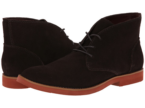BUKS by Walk-Over - Wallen (Chocolate Suede) Men's Lace-up Boots