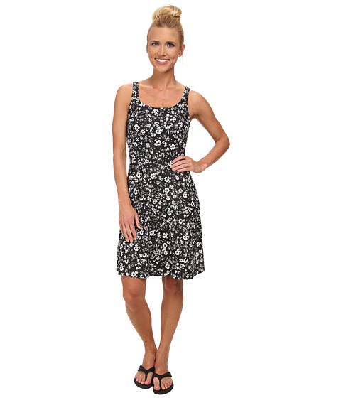 Lole - Saffron Dress (Black Flower) Women's Dress