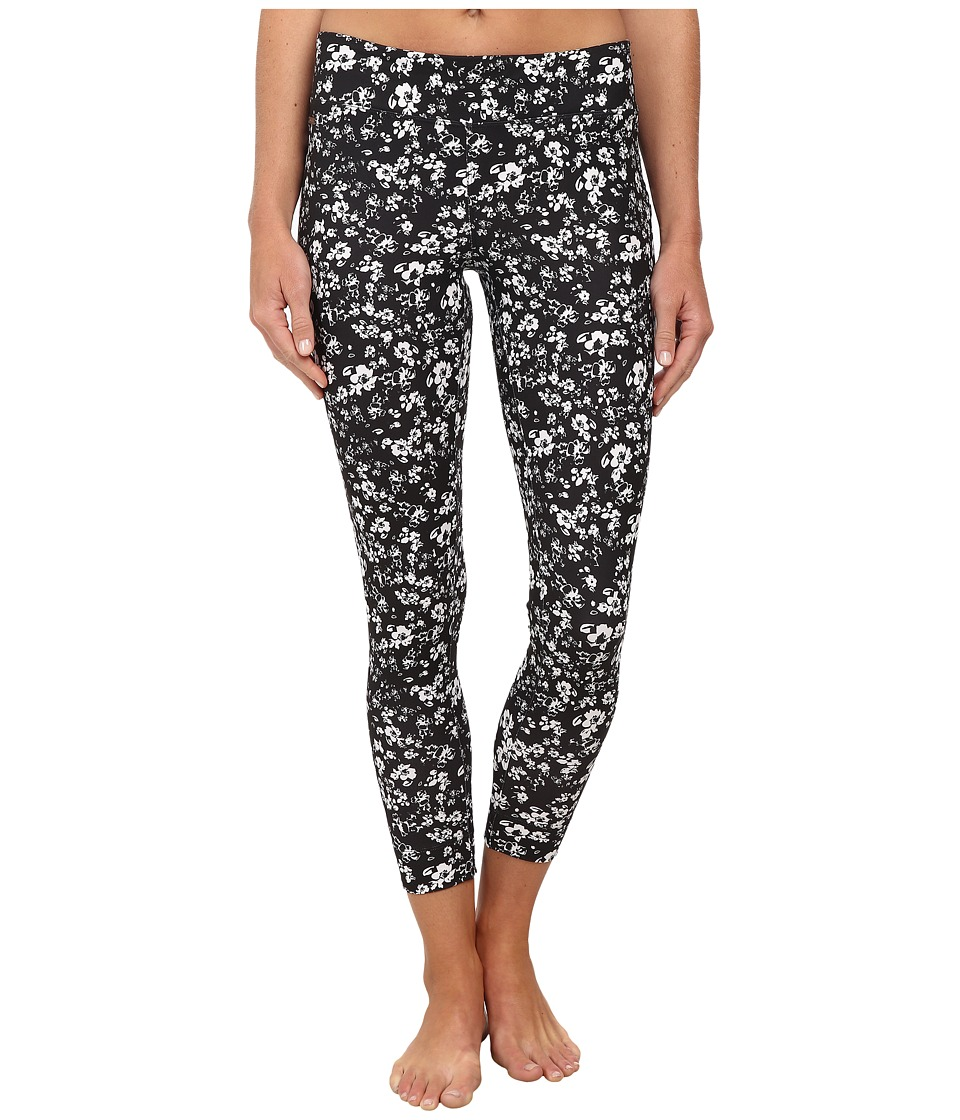 Lole - Celeste Legging (Black Flower) Women's Casual Pants