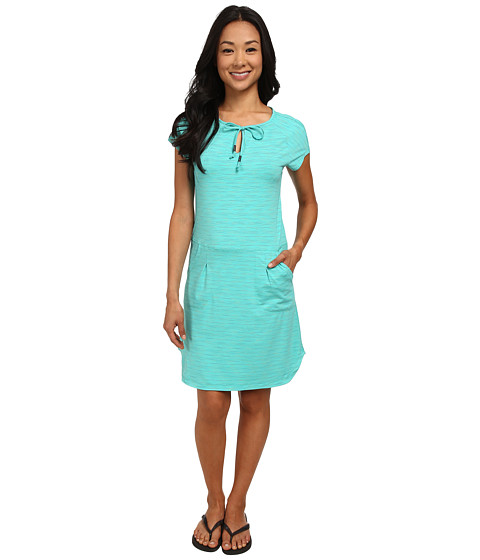 Lole - Energic Dress (Turquoise Mix) Women's Dress