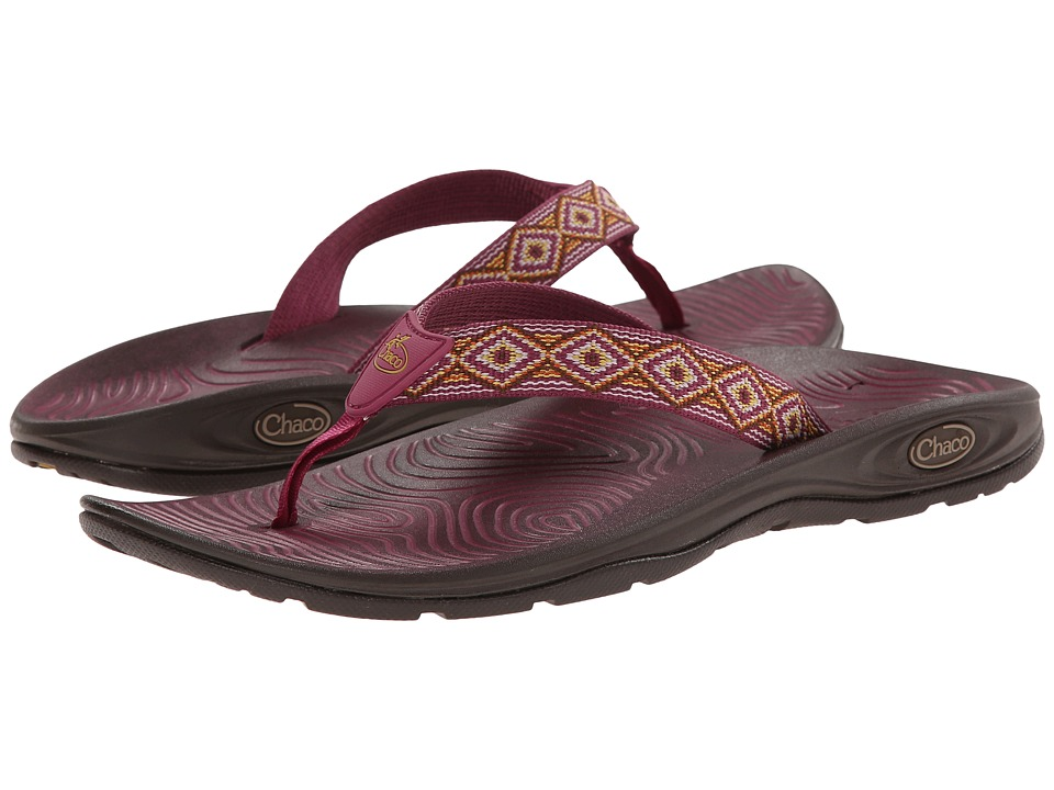 Chaco - Z/Volv Flip (Linked Diamonds) Women's Shoes