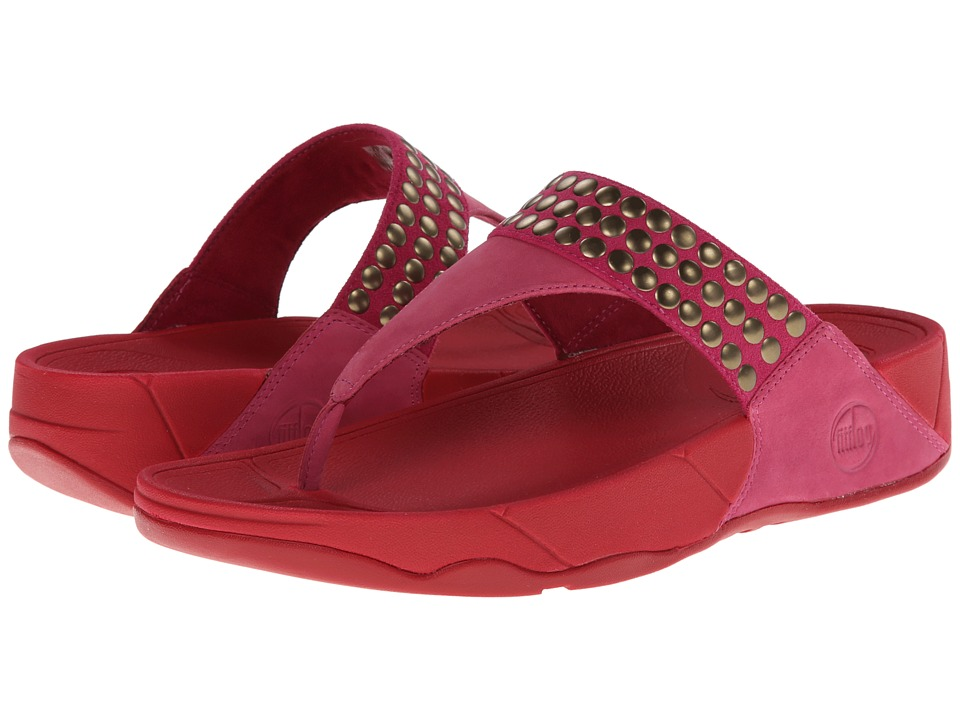 FitFlop - Studsy (Rio Pink) Women's Sandals
