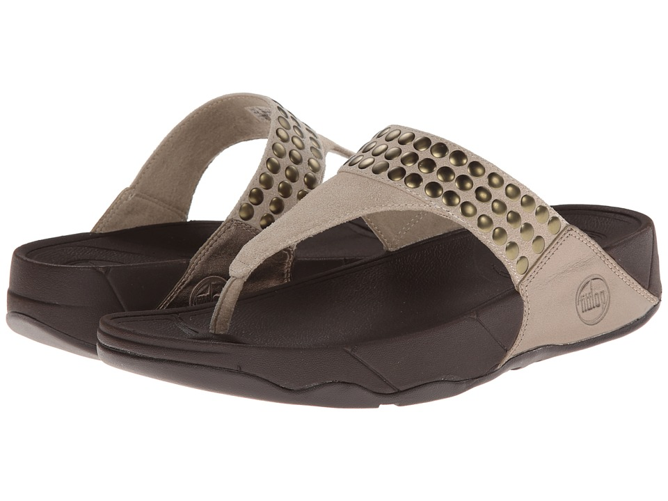 FitFlop - Studsy (Timberwolf) Women's Sandals