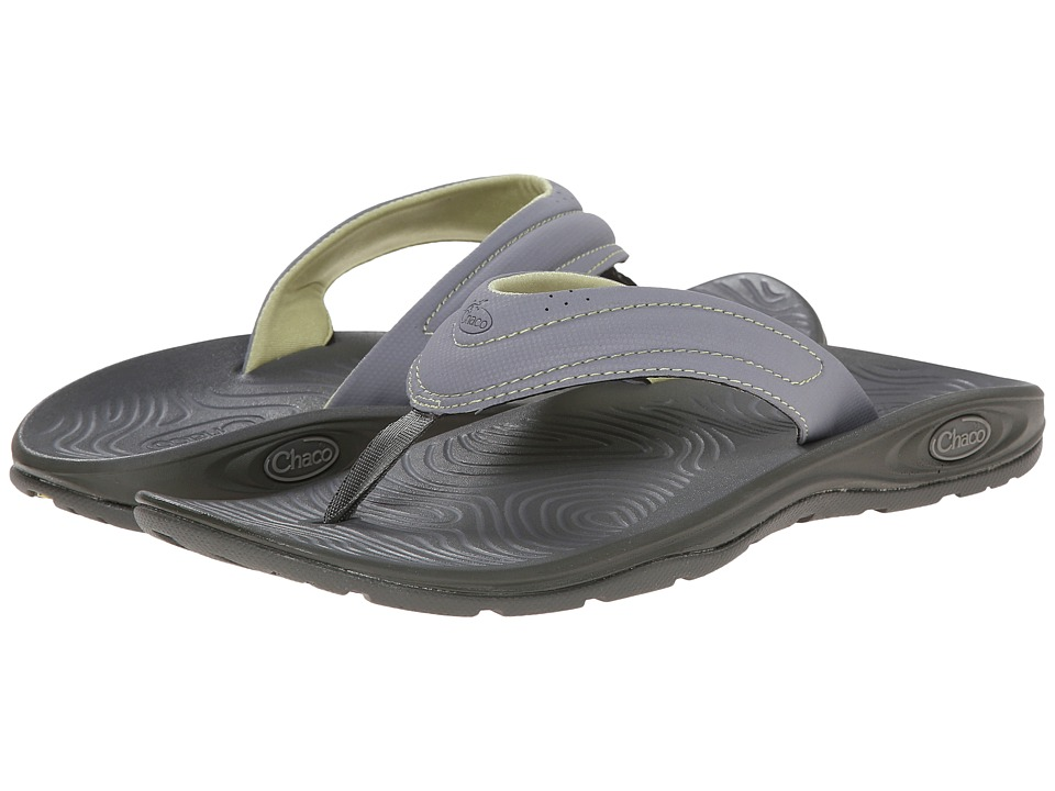 Chaco - Z/Volv Flip Synth (Gunmetal) Women's Shoes