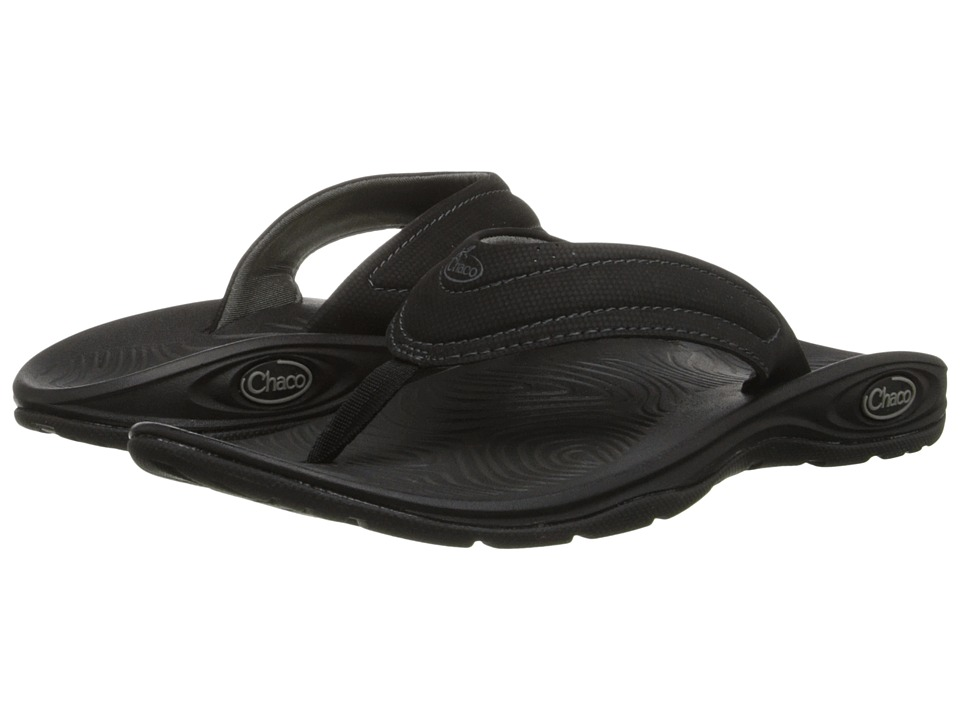 Chaco - Z/Volv Flip Synth (Black) Women's Shoes
