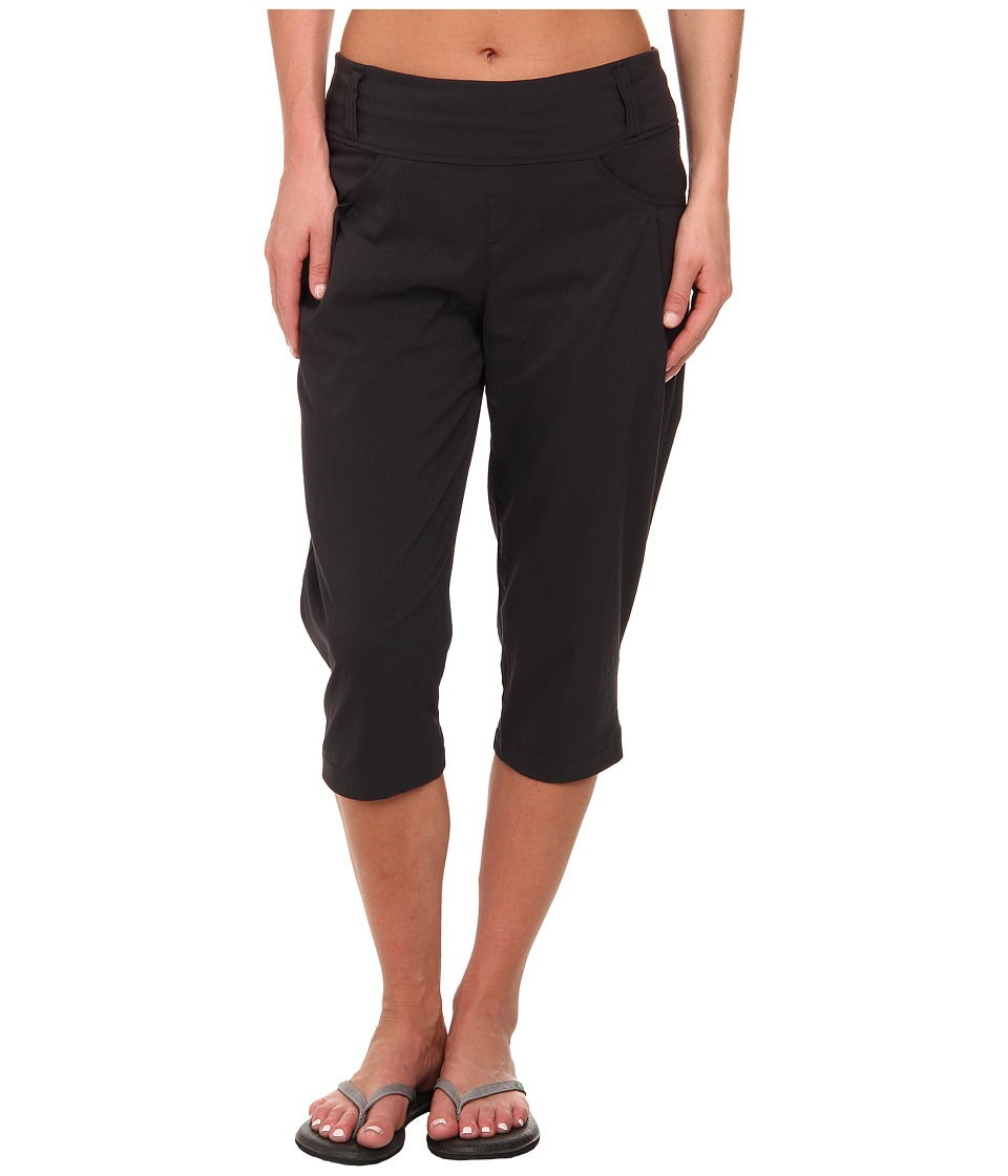 Lole - Haven 2 Capri (Black) Women's Capri