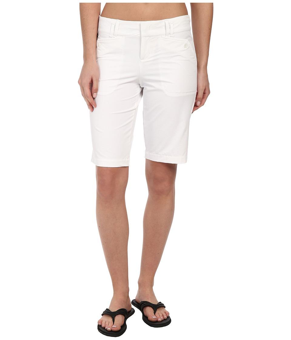 Lole - Tokyo Walkshort (White) Women's Shorts