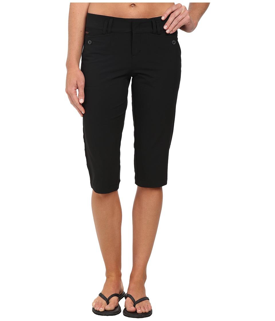 Lole - Melbourne Capri (Black) Women's Capri