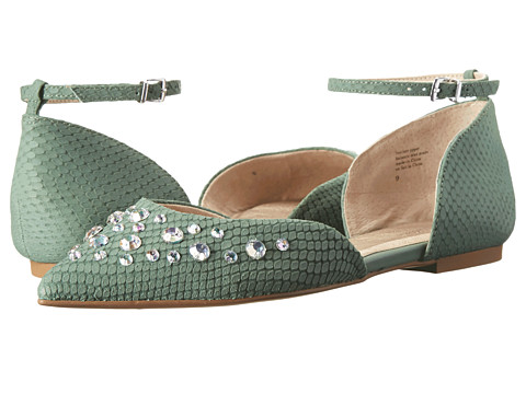 Seychelles - Rule of Thumb (Seafoam) Women's Shoes