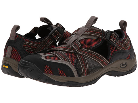 Chaco - Outcross Pro Web (Pepper Flakes Chocolate Brown) Men
