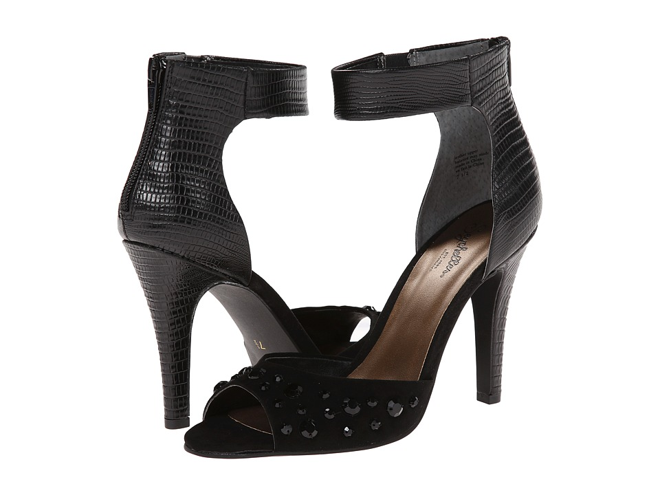 Seychelles Elevate (Black/Black) High Heels