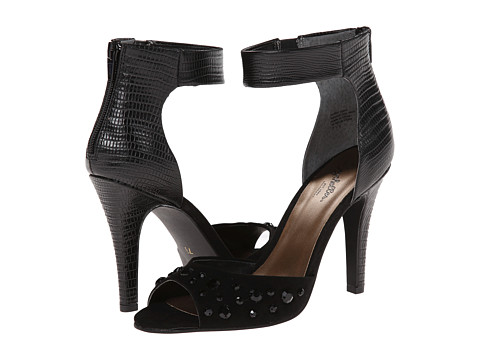Seychelles - Elevate (Black/Black) High Heels