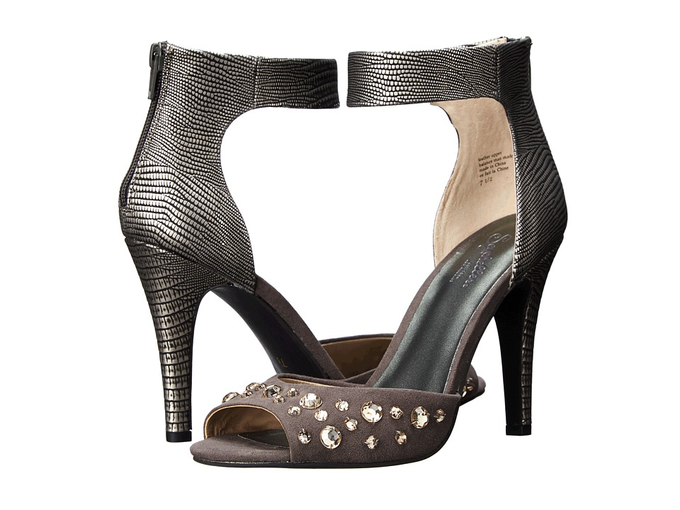 Seychelles Elevate (Grey/Pewter) High Heels