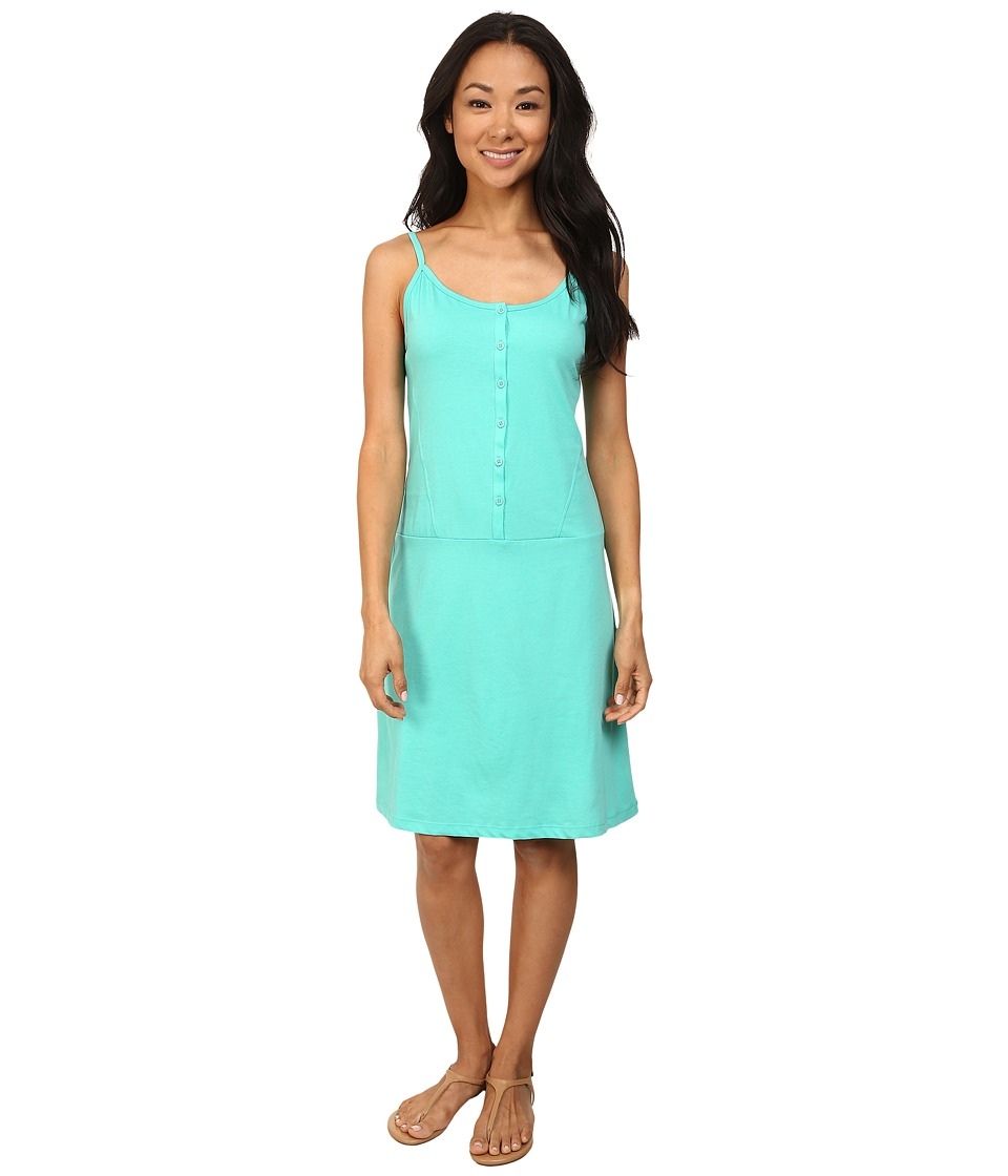 Lole - Bliss Dress (Turquoise) Women's Dress