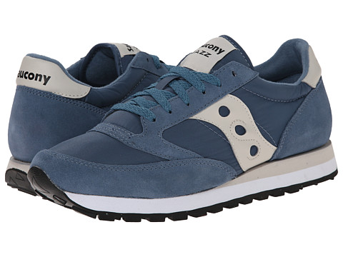 Saucony Originals - Jazz Original (Teal/Green) Men